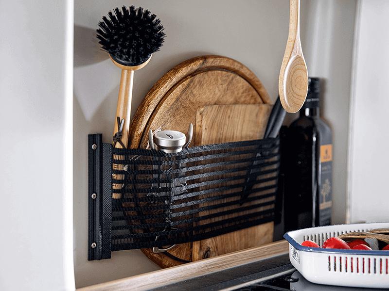 Sunlight Wohnmobil Küchenutensilien